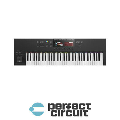 Native Instruments Komplete Kontrol S61 MK2 CONTROLLER - NEW - PERFECT CIRCUIT • 552.56£