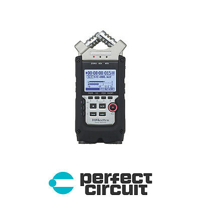 Zoom H4n Pro AB Professional Field Recorder PRO AUDIO - NEW - PERFECT CIRCUIT • 164.53£