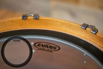 Evans Emad2 Clear Bass Batter Drum Head (sizes 18  To 26 ) • 46.69£