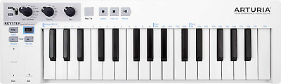 Keystep - Polyphonic Step Sequencing Keyboard Controller - Arturia | 32 Slim And • 113.64£