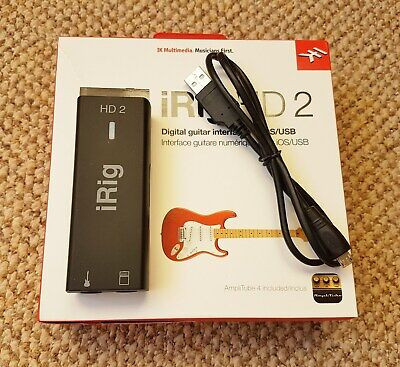 IRig HD 2, Boxed, Mint Condition • 60£