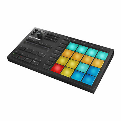 Native Instruments Maschine Mikro MK3 Production Instrument, 16 Velocity-Sensiti • 196.62£