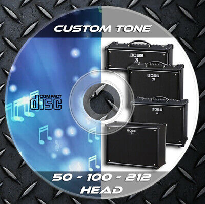 540 Patches BOSS KATANA 50-100-212-HEAD & MKII-2 Custom Tone Preset • 8.25£