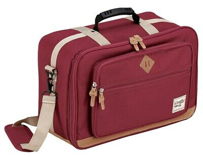 Tama Powerpad Drum Pedal Double Bag, Wine Red