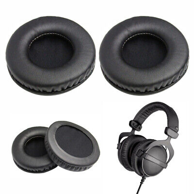 1 Pair Replacement Earpads Ear Pad Cushion For Beyerdynamic DT770 DT88 I1Y4 F7P2 • 3.24£