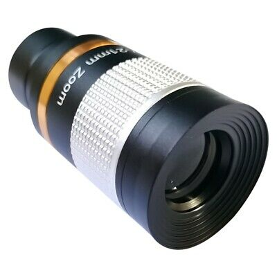 1.25-Inch Zoom Telescope Eyepiece 7-21mm Metal Goggles With Continuous Zoom I7V6 • 16.99£