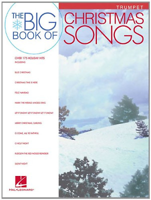Big Book Of Christmas Songs For Trumpet • 14.38£