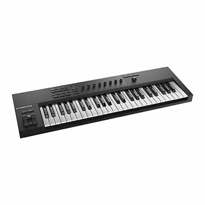 Native Instruments Komplete Kontrol A49 49-Key USB MIDI Controller Keyboard With • 162.96£