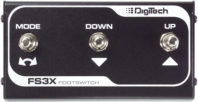 DigiTech FS3X 3-Button Footswitch • 24.88£
