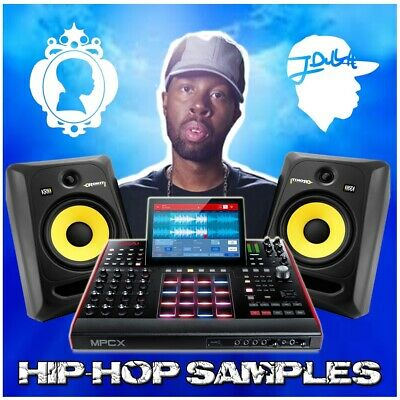 J DILLA Slum Village Royalty Free Samples Akai MPC One Live Touch X 500 2000xl • 4.99£