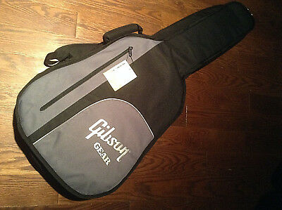 New Gibson Les Paul / SG TKL Guitar Case Cover Or Acoustic Guitar Travel Gig Bag