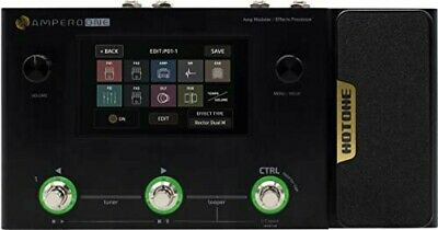 HOTONE / AMPERO ONE Multi-Effects Amp Modeler MP-80 SHARC DSP • 306.13£