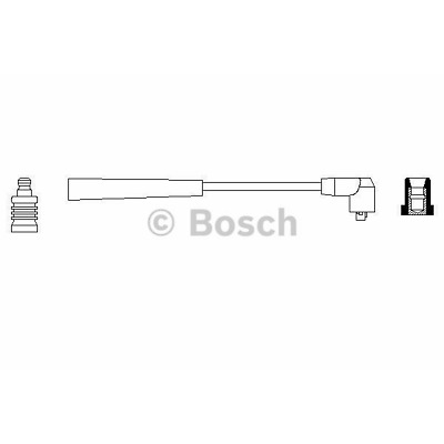 Ignition Cable - Bosch 0 986 356 006 • 13.60£