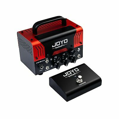 JOYO Bantamp XL Jackman II Guitar Preamp Tube Amp Head 20 Watt Pre Amp Tube A... • 172.91£