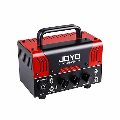 JOYO JACKMAN (JCM800) BanTamp Series Mini Amp Head 20 Watt 2 Channel Hybrid T... • 153.76£