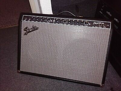 Fender Champion 100 Amp , Awesome Amp , Near Mint Condition • 125£