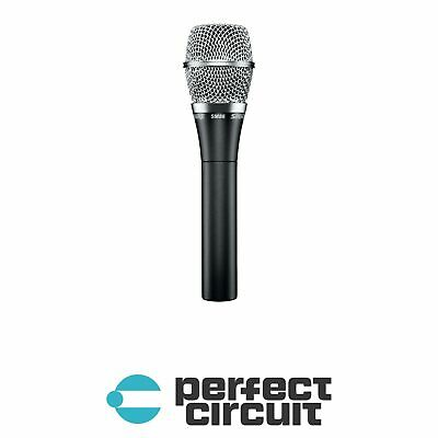 Shure SM86 Handheld Vocal Condenser MICROPHONE - NEW - PERFECT CIRCUIT