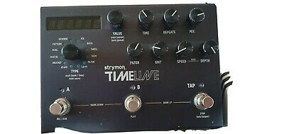 Strymon Timeline Delay Pedal - Analogue/Digital/Effects/Outboard/Synth/FX/REVERB • 290£
