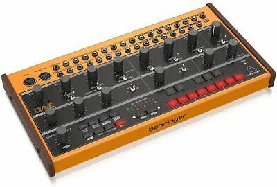 Behringer Analog Semi-Modular Synthesizer CRAVE New In Box • 180.58£