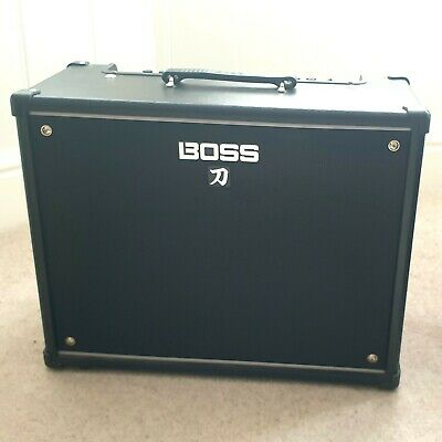 Boss Katana 100 1x12 Combo Amplifier 100W (With Cables) • 190£