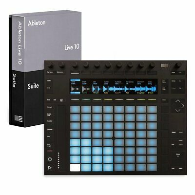 Ableton Push 2 With Live 10 Suite Software • 915.34£