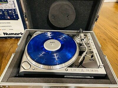 Numark X2 Hybrid Turntable With Hard Carry Case, Digital Mixer, And Extras! • 69.81£