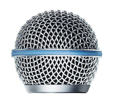 Shure BETA 58 Mesh Grill Cover Cover Fit SM58 B58 BETA58A UK STOCK NEW RK265G • 9.99£