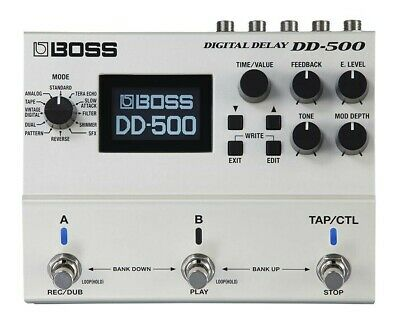Boss DD-500 Digital Delay • 349.99£