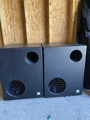 """Paid The Box TA18 Active 18"""" Subwoofer • 495£"""