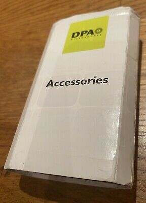 DPA 4080 DMM0015 Double Clip • 15.99£