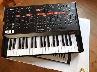 Behringer Odyssey – Boxed, Perfect Condition • 334.99£