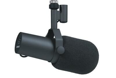 Shure SM7B Dynamic Vocal Microphone • 378.46£