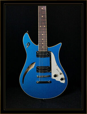 Duesenberg Double Cat 12-String In Catalina Blue • 2,295.07£