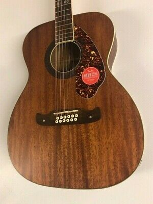 Fender Tim Armstrong Hellcat, 12-string Acoustic-Electric Guitar - Natural • 335.73£