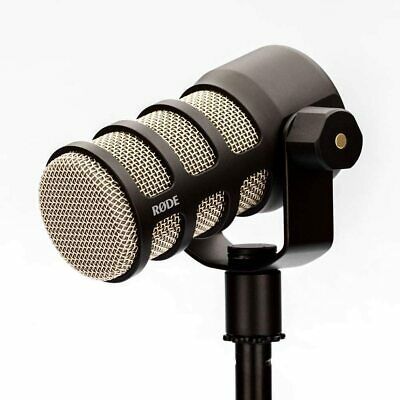 RODE PodMic Dynamic Podcasting Microphone • 119£