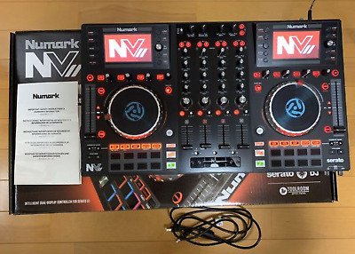 USED NUMARK NV II From Japan Good Condition Rare Working Tested W/Box AC Adapter • 576.91£