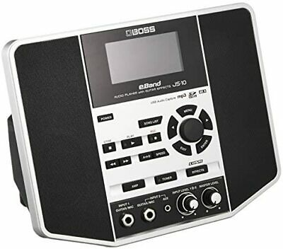 NEW  BOSS AUDIO PLAYER With GUITAR EFFECTS EBand JS-10 No.2951 • 404.42£