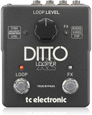 TC Electronic DITTO X2 LOOPER • 155.42£