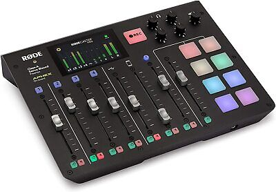 Rode RODECaster Pro Podcast Production Studio  • 549£