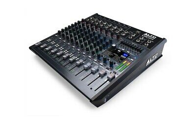 ALTO LIVE 1202 12 Channel USB Mixer With Alesis FX And Compression • 185£