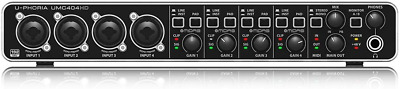 Behringer UMC404HD Audio Interface • 116.65£