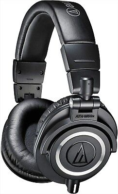NEW Audio-Technica Professional Monitor Headphone ATH-M50x From Japan • 170.94£