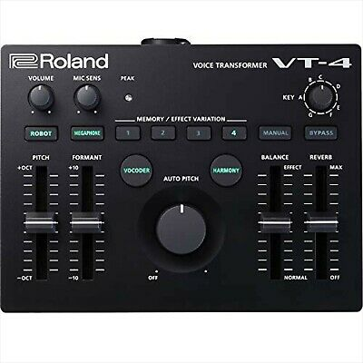 Roland VT-4 Vt 4 Voice Transformer AIRA Effect Processor Make Sound Tool DJ • 290.25£