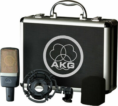 AKG C214 Wired Professional Condenser Microphone • 288.71£
