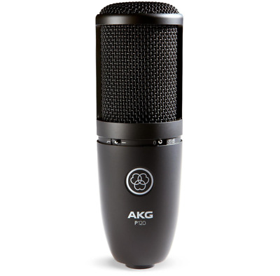 AKG P120 High-Performance General Purpose Recording Microphone, Wired Condenser • 71.30£