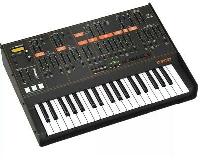 Behringer ODYSSEY Full-Sized Analog Synthesizer Sequencer And FX New • 324.78£