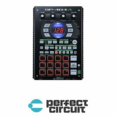 Roland SP-404A Linear Wave SAMPLER - NEW - PERFECT CIRCUIT • 399.95£