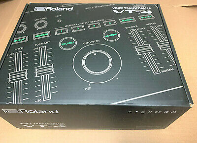 Roland AIRA VT-4 Voice Transformer MIDI USB VTr Voice Pitch Change Robotic • 191.01£