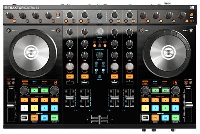 TRAKTOR KONTROL S4 MK2 (Proof of purchase available from Westend Dj)
