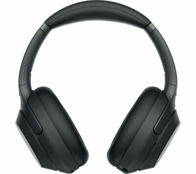 SONY WH-1000XM3 Wireless Bluetooth Noise-Cancelling Headphones - Black. • 199£